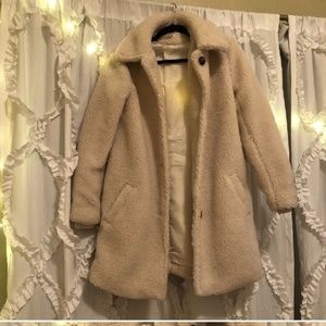 VICI fur coat